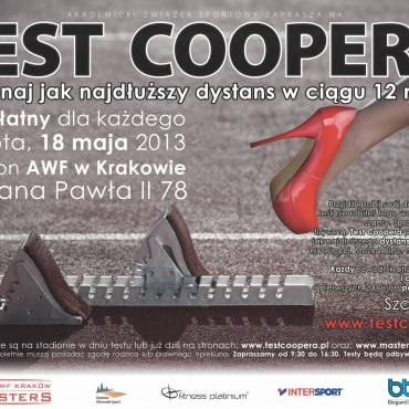 """Chapter 5. """"Test Coopera"""""""